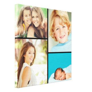 De Druk van het Canvas van de Collage van de Foto  Canvas Prints