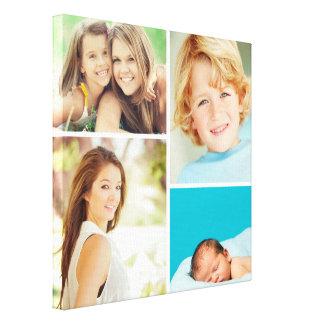 De Druk van het Canvas van de Collage van de Foto Gallerij Wrap Canvas