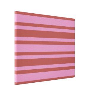De druk van het de douanecanvas van de Strepen van Gallerij Wrapped Canvas