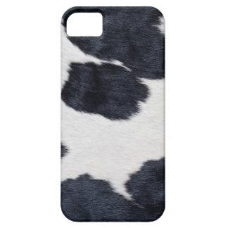 De Druk van het koeienhuid Barely There iPhone 5 Hoesje