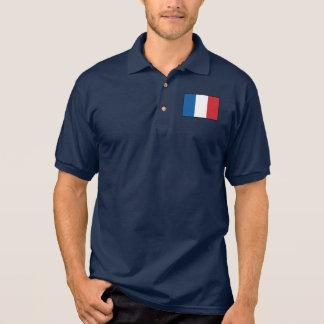 De Duidelijke Vlag van Frankrijk Polo