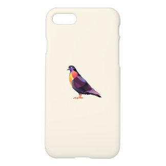 De duif van de veelhoek voor iPhone 7 steengeval iPhone 7 Hoesje