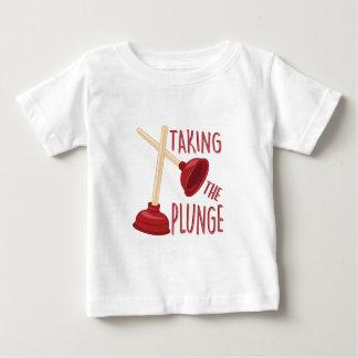 De duik baby t shirts