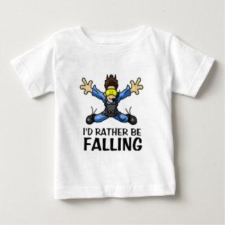 De Duik van de hemel Baby T Shirts