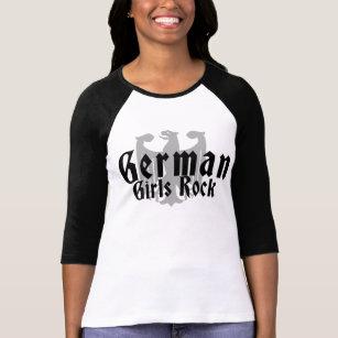 De Duitse Meisjes schommelen T Shirt