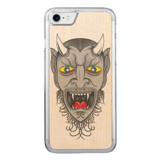 De duivel die u het hebt geweten Carved iPhone 8/7 hoesje