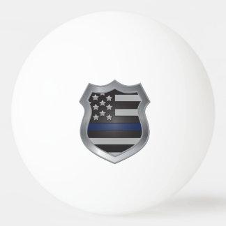 De dunne Ballen van de Pingpong van Blue Line Pingpongballetjes