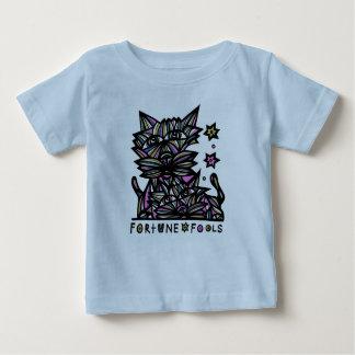 De Dwazen van het fortuin Baby T Shirts