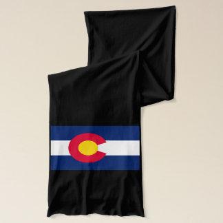 De dynamische Vlag van de Staat van Colorado Sjaal