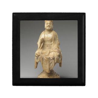 De dynastie van Boedha - van Tang (618-907) Decoratiedoosje