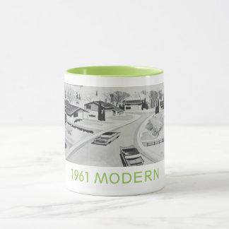 De echte Modernist WoonMok van 1961 Mok