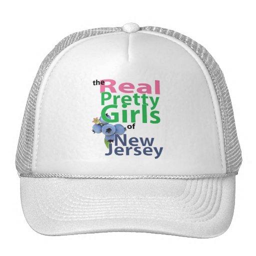 de echte MOOIE MEISJES van New Jersey Mesh Petten