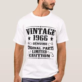 DE ECHTE ORIGINELE DELEN VAN VINTAGE 1966 T SHIRT