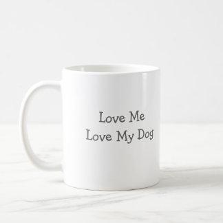 De echte Pluizige Honden van LoveLittle van het Koffiemok