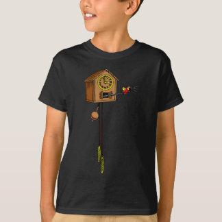 De echte tijd van de Klok van de Koekoek T Shirt