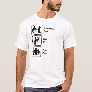 De echtgenoot, doet het zelf (DIY), Papa T Shirt