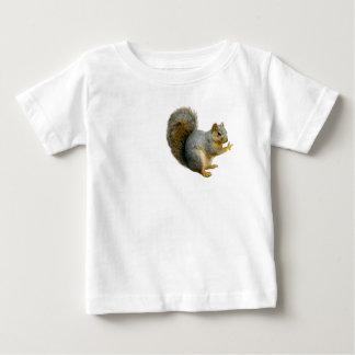 De Eekhoorn van de vrede Baby T Shirts