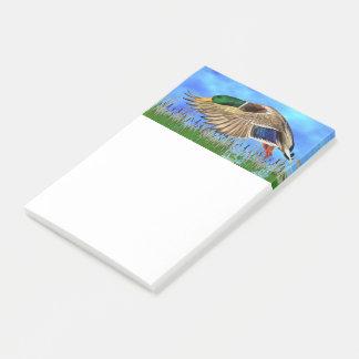 De Eend van de wilde eend Post-it® Notes