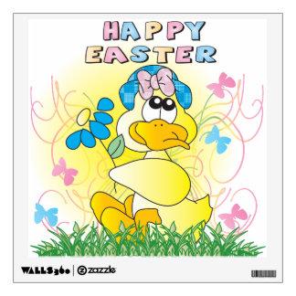 De Eend van Pasen van de Tijd van de lente