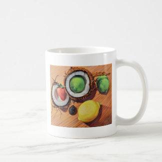 De Eenheid van de Kokosnoot van de Citroen van het Koffiemok