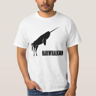 De Eenhoorn van de Narwal van Narwhalicorn T Shirt