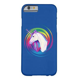 De Eenhoorn van de regenboog Barely There iPhone 6 Hoesje