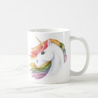 De Eenhoorn van de regenboog Koffiemok