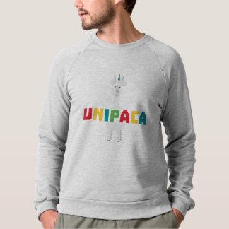 De Eenhoorn Z0ghq van de Regenboog van de alpaca Sweater