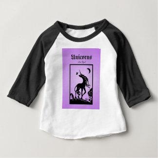 De eenhoorns zijn Echt Baby T Shirts