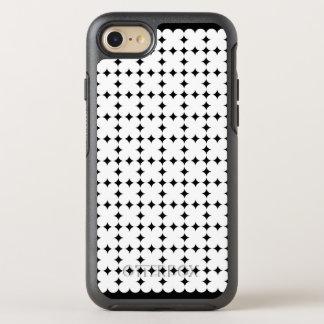 DE EENVOUDIGE GEOMETRISCHE TEXTUUR VAN HET PATROON OtterBox SYMMETRY iPhone 7 HOESJE