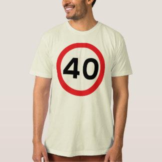 De eenvoudige organische t-shirt van de maximum