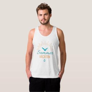 De eenvoudige Tropische Vakantie van de Zomer | T Shirt