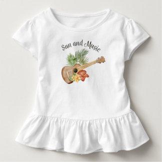 De eenvoudige Zomer   van het Strand van de Zon en Kinder Shirts