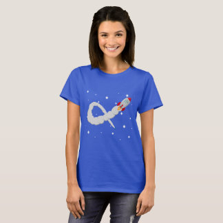 De eenzame Astronaut T Shirt