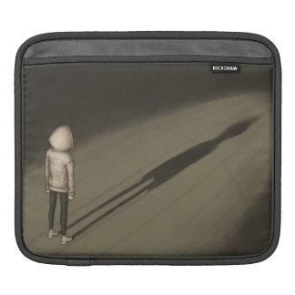 De eenzame Kooi Sleeve Voor iPad