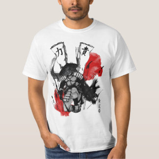 De eenzame Strijder van Samoeraien T-shirts