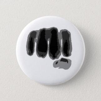 De eerbied van de vuist ronde button 5,7 cm