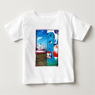 De Eerlijke Foto van TwoFace Baby T Shirts