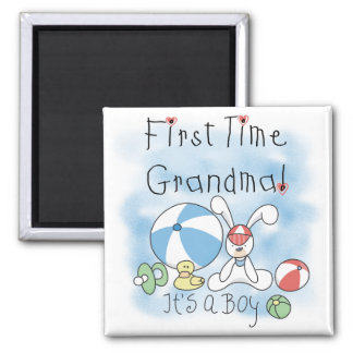 De eerste Oma van de Keer van de T-shirts en de Gi Magneet