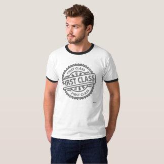 De eerste t-shirt van de Klasse