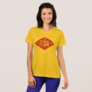 De eeuwige Marathon van de Vlam FA T Shirt