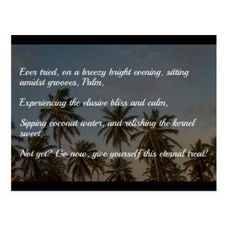 De eeuwige Traktatie… Briefkaart