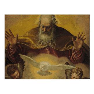 De eeuwige Vader Briefkaart