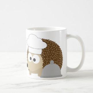 De Egel van de chef-kok Koffiemok