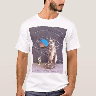 De Egyptische Godin van de Kat T Shirt