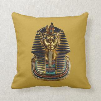 De Egyptische Koning Tut van Hiërogliefen Sierkussen
