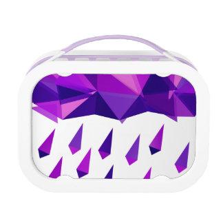 De Eigentijdse Meetkunde van de paarse Regen