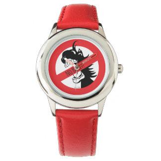 De eikel bijt intimideert Horloge