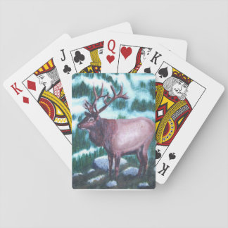 De Elanden van de stier Speelkaarten