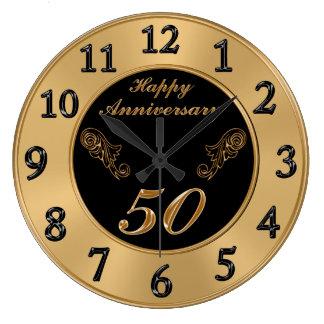 De elegante 50ste Klokken van het Jubileum van het